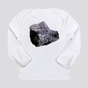 24 4 365 a Squared Long Sleeve T-Shirt