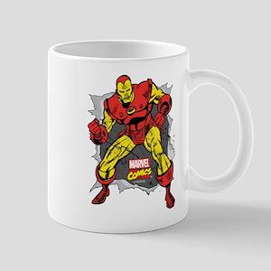 Iron Man Ripped Mug