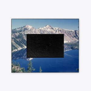 Crater Lake June 1967  Picture Frame