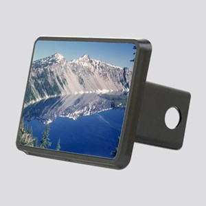 Crater Lake June 1967  Rectangular Hitch Cover