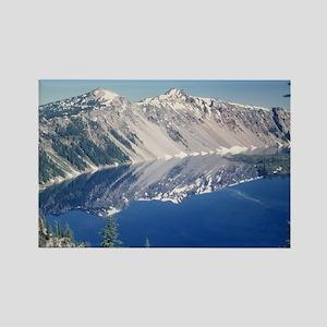 Crater Lake June 1967  Rectangle Magnet