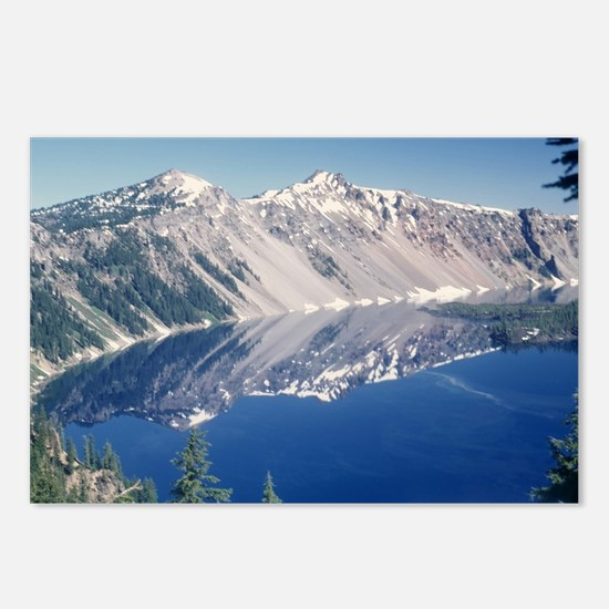 Crater Lake June 1967  Postcards (Package of 8)