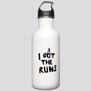 I got the runs Water Bottle