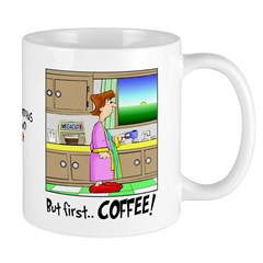 Coffee Rejoicing 1 Mugs