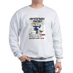 Back Pew Winter 1 Sweatshirt