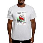 Back Pew (play Hard) 1 T-Shirt