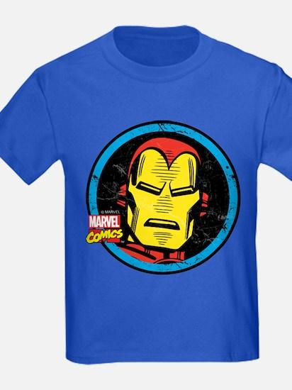 Iron Man Face T