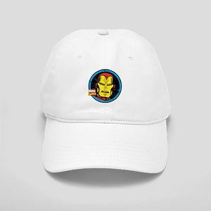 Iron Man Face Cap
