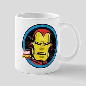 Iron Man Face Mug