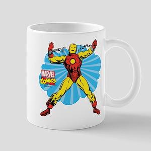 Iron Man Cloud Mug
