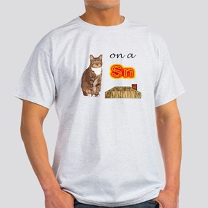 Cat on a Hot TIn Roof T-Shirt