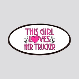This Girl Loves Her Trucker Patches