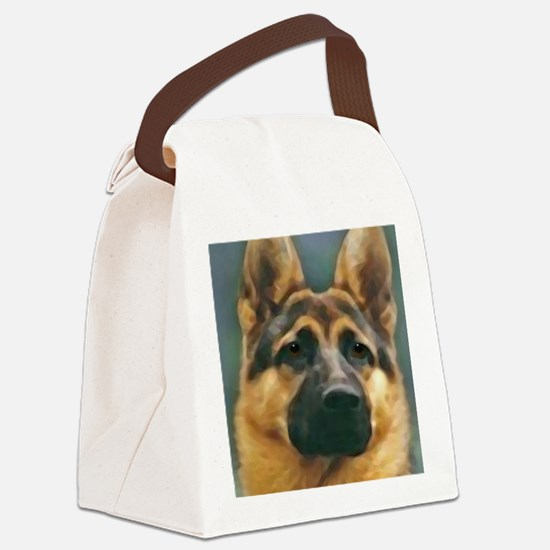 Funny Chipoo Canvas Lunch Bag