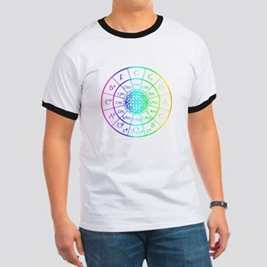 Celtic Circle of 5ths T-Shirt