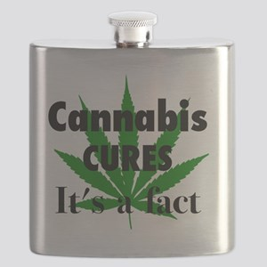 Cannabis Cures It's a fact Flask