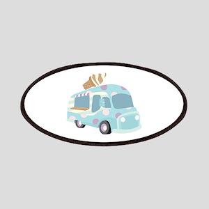 Ice Cream Truck Patches