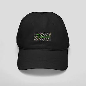 Flute Black Cap