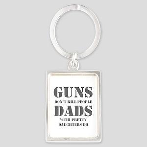 guns-dont-kill-people-PRETTY-DAUGHTERS-sten-gray K