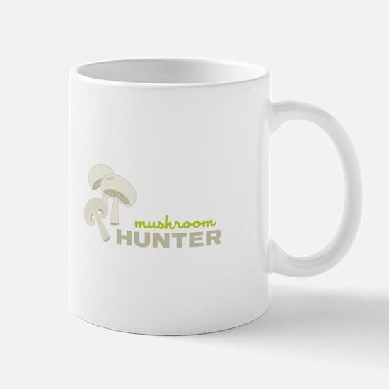 Mushroom Hunter Mugs