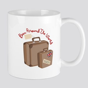 Been Around The World Mugs