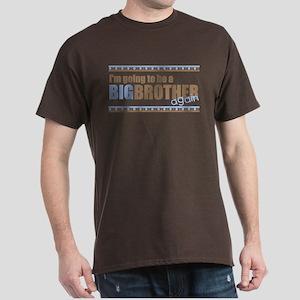 ADULT SIZE big brother again Dark T-Shirt