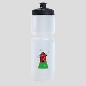 Golf Windmill Sports Bottle