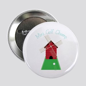 "Mini Golf Champ 2.25"" Button"