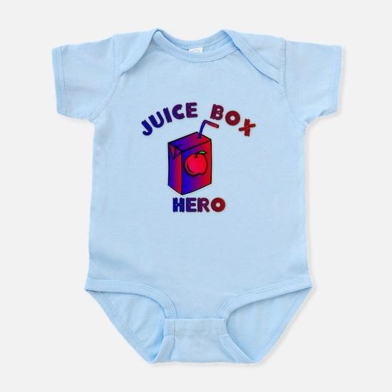 Juice Box Hero Infant Bodysuit