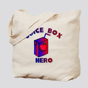 Juice Box Hero Tote Bag