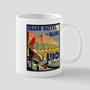 Grand Hotel des Bains, Lido, Venezia Mugs