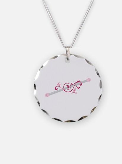 Cheerleader Baton Necklace
