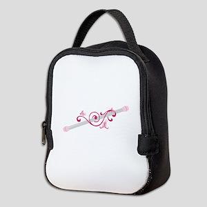 Cheerleader Baton Neoprene Lunch Bag