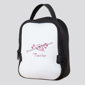 Twirler Baton Neoprene Lunch Bag