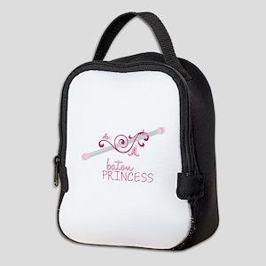 Baton Princess Neoprene Lunch Bag