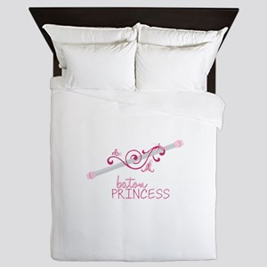 Baton Princess Queen Duvet