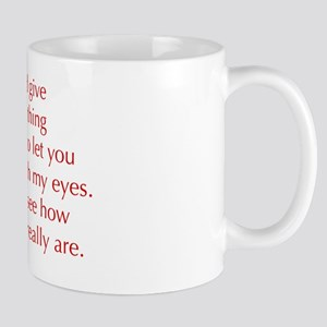 if-I-could-give-you-one-thing-opt-red Mug