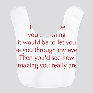 if-I-could-give-you-one-thing-opt-red Bib
