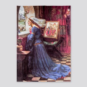 Waterhouse: Fair Rosamund 5'x7'Area Rug