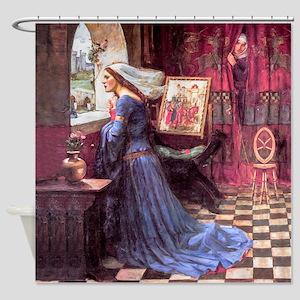 Waterhouse: Fair Rosamund Shower Curtain