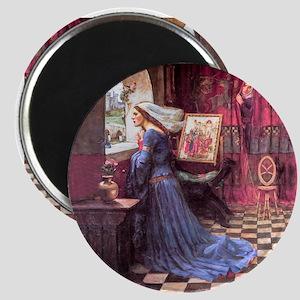Waterhouse: Fair Rosamund Magnet
