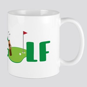 GOLF CLUBS Mugs