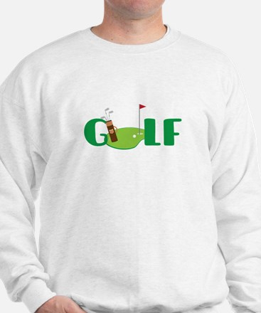 GOLF CLUBS Jumper