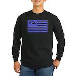 Surf Nation Long Sleeve Dark T-Shirt