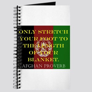 Only Stretch Your Foot Journal