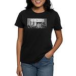 Brooklyn Bridge Women's Dark T-Shirt