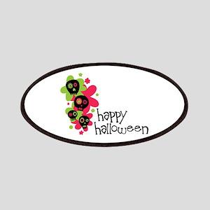 Happy Halloween Patches