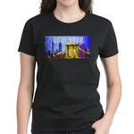 Freedom Towers Women's Dark T-Shirt