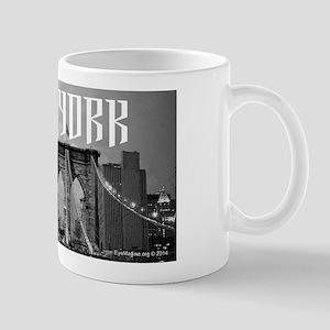 Brooklyn Bridge Mugs