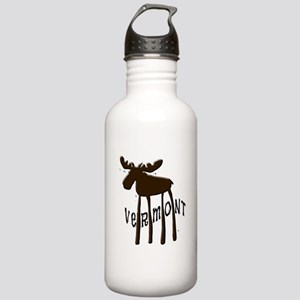 Vermont Moose Water Bottle