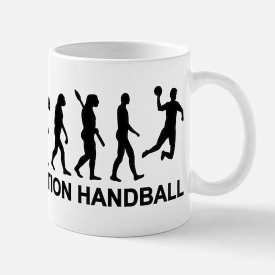 Evolution Handball Mug